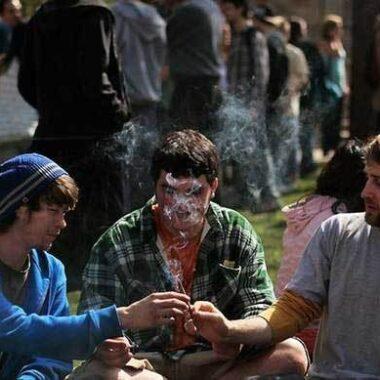 调查:美国青少年吸食大麻人数超去年 新增至少100万人
